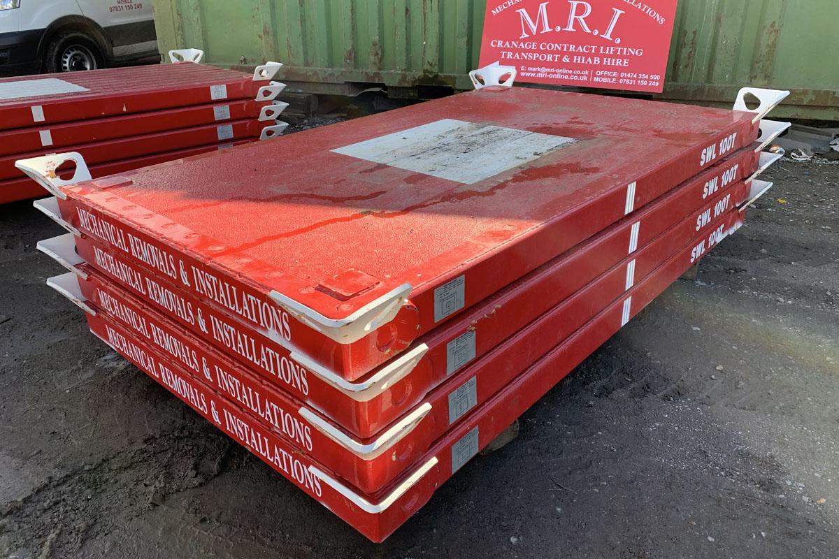 MRI Metal-mats