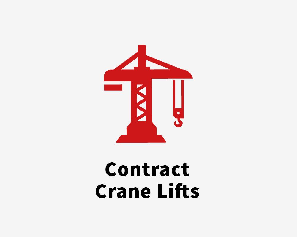 MRI Contract Crane Lifts