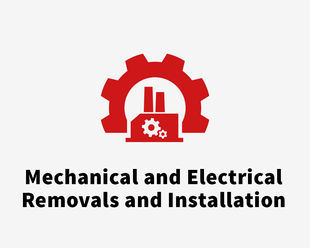 MRI Mechanical and Electrical Removals and Installations