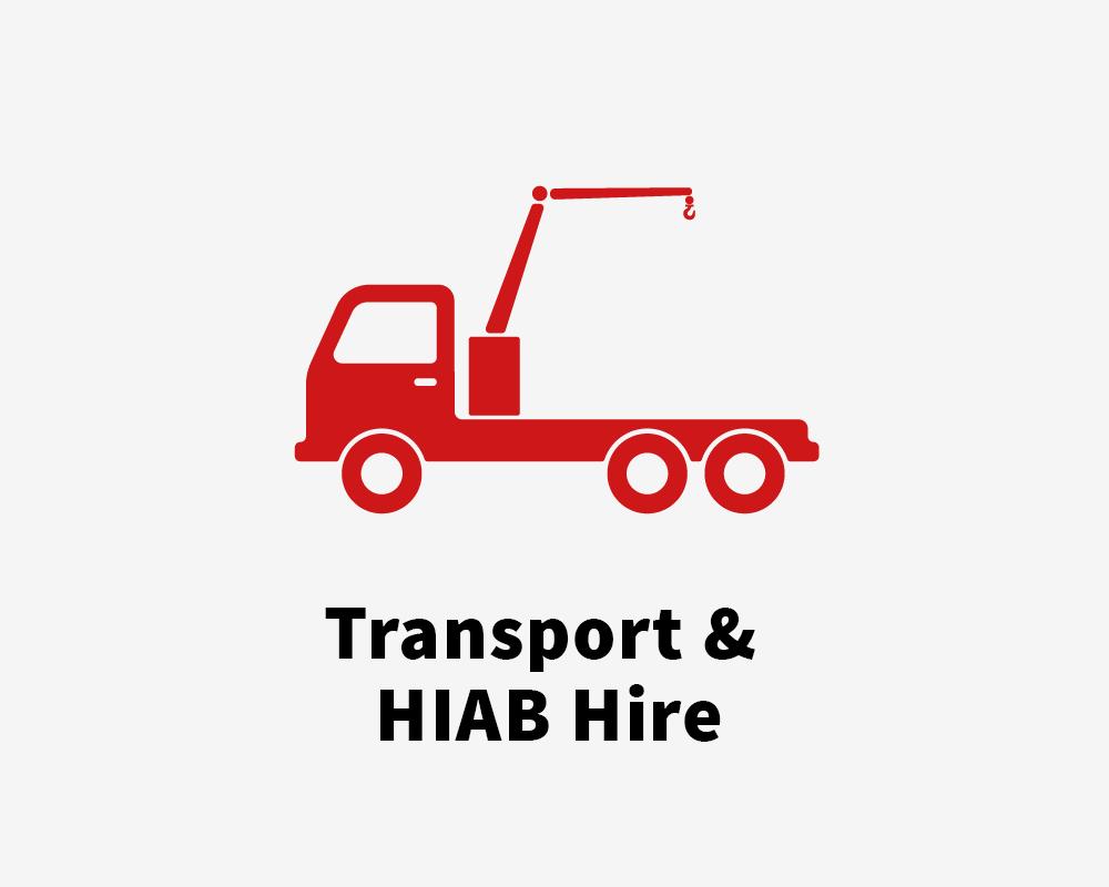 Transport & HIAB Hire